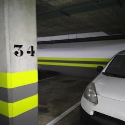 Plaza de Garaje Adv. de Hytasa 10 N-34
