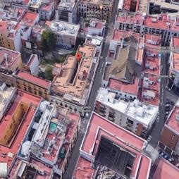 Flat Calle San Vicente 80