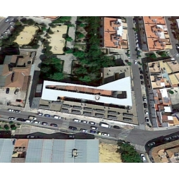EDIFICIO ALGODONERAS 74 VIVIENDAS - ECIJA