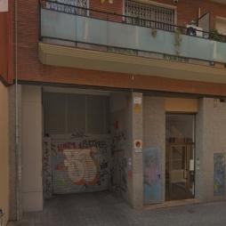 PLAZA DE APARCAMIENTO - CALLE SANTS - BARCELONA