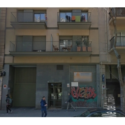 PLAZA DE APARCAMIENTO - CALLE COMPTE BORREL - BARCELONA