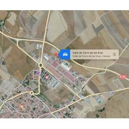 PARCELAS URBANAS UE-2011 -6-  LLERENA