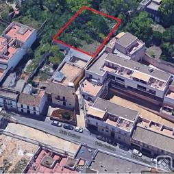 Urban plot Alcala de Guadaira